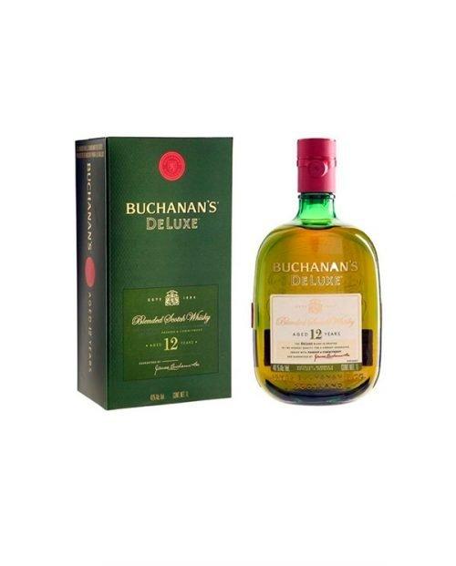 BUCHANNAN'S 12 Años 1 L