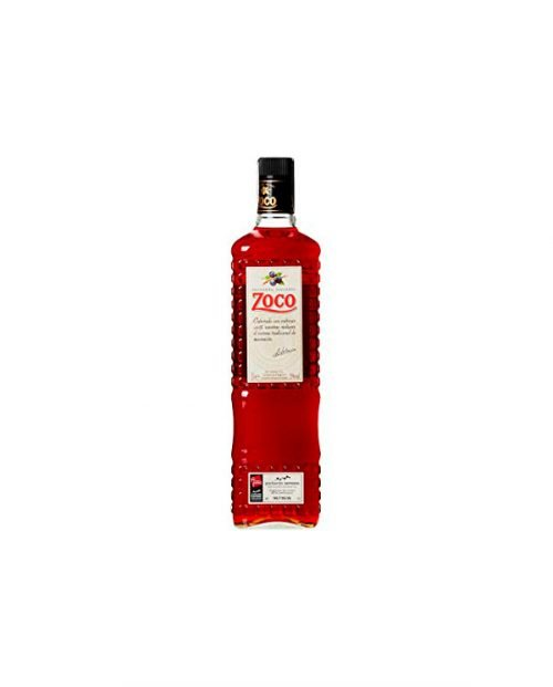 Botella de pacharán Zoco de 1 litro