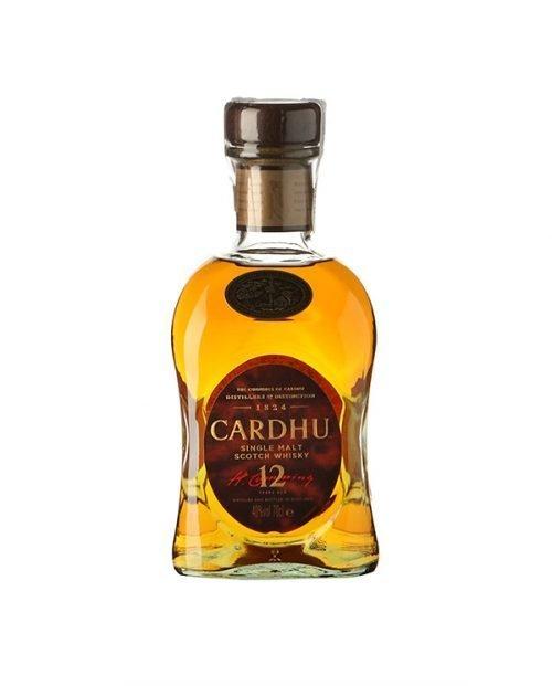 Cardhu 12 Años 70 CL