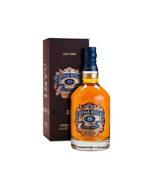 Chivas Regal 18 Años 70 CL
