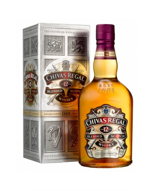 Chivas Regal Reserva 12-años-12 years
