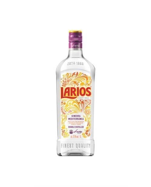 Ginebra Larios de 1 litro