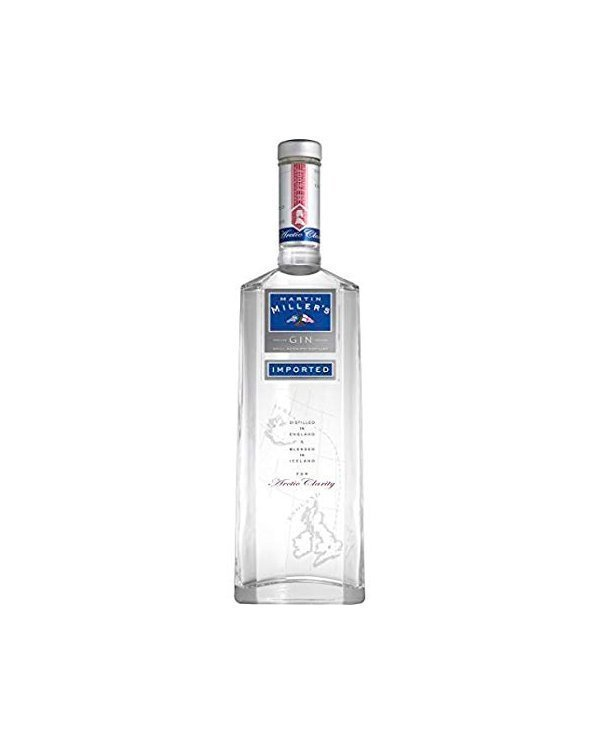 Ginebra Martin Miller's de 1 litro