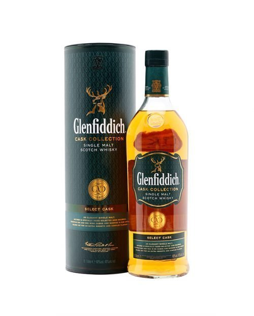 Glenfiddich Select Cask 50 CL