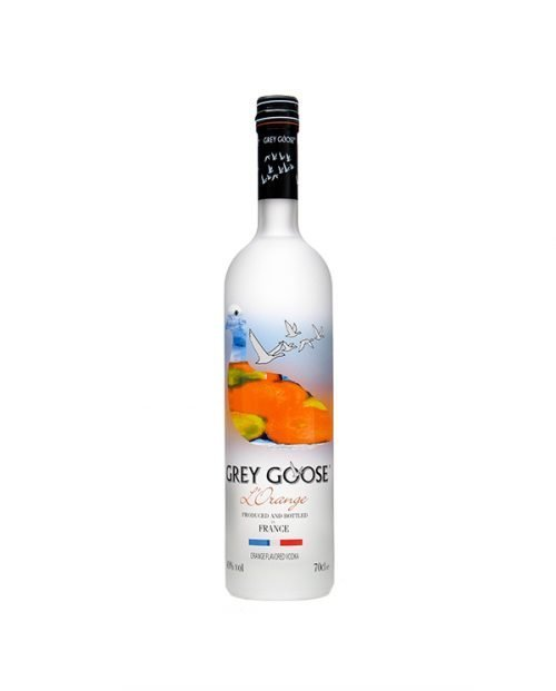 Grey Goose Orange 1 Litro
