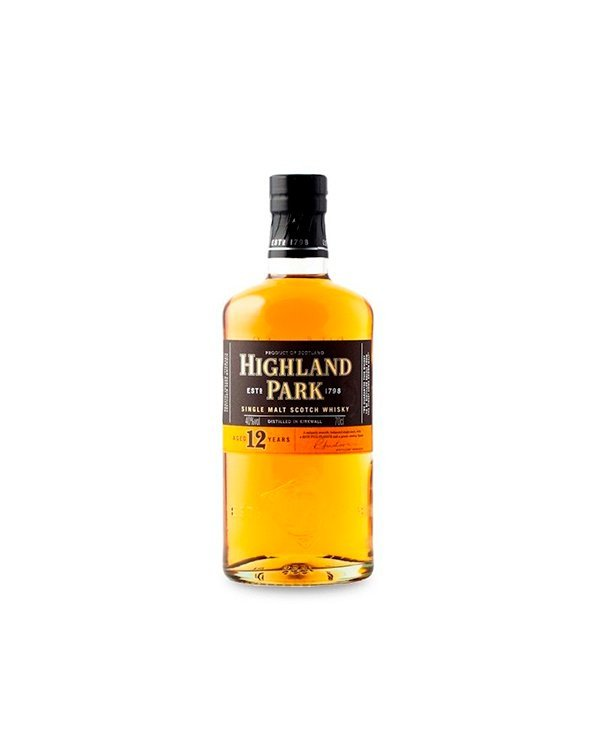 Highland Park 12 Años 70 CL