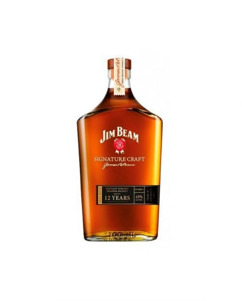 JIM BEAM Signature Craft 12 Aos - 70 Cl