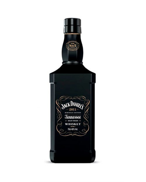 Jack Daniel's Birthday 2011 70 CL