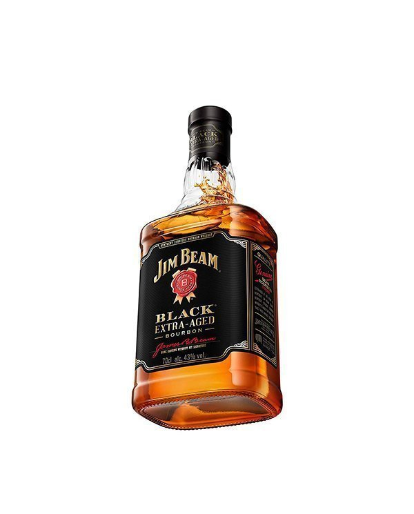 Jim Beam Black 8 Años 70 CL