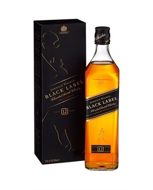 Johnnie Walker Black Label Reserva 12 Años