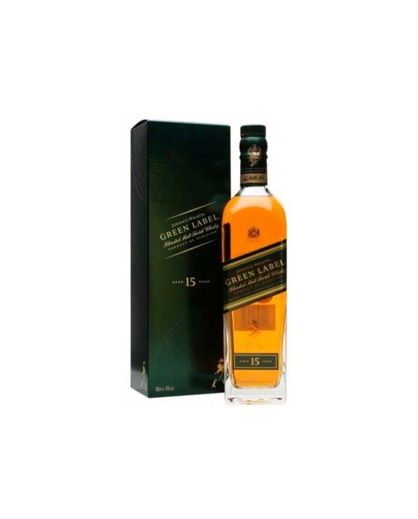 Johnnie Walker Green Label 15 Años