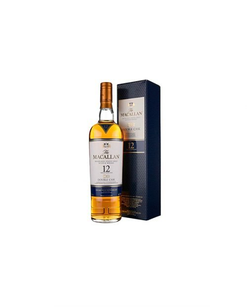 MACALLAN 12 AÑOS DOBLE CASK 70 Cl