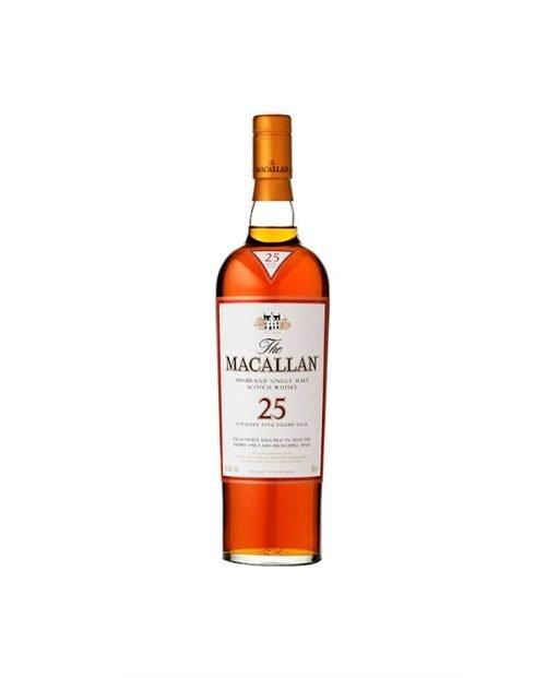 Macallan 25 Años 70 cl