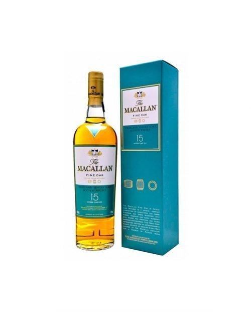 Macallan Fine OAK Reserva 15 años
