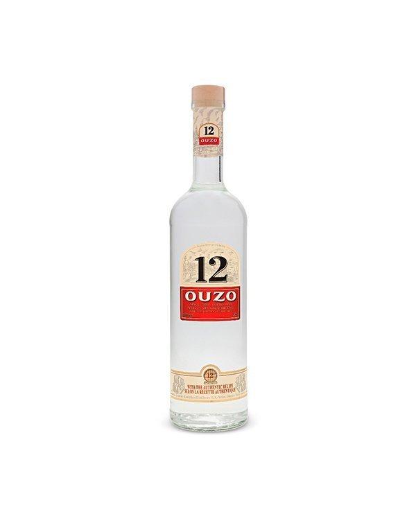 OUZO 12 1 L