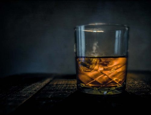 Whisky and gin, Japan's fashionable beverages