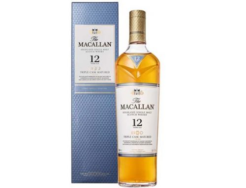 The quality of The Macallan whisky