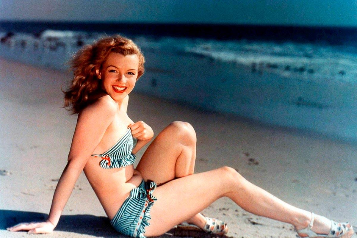 mes de Marilyn Monroe