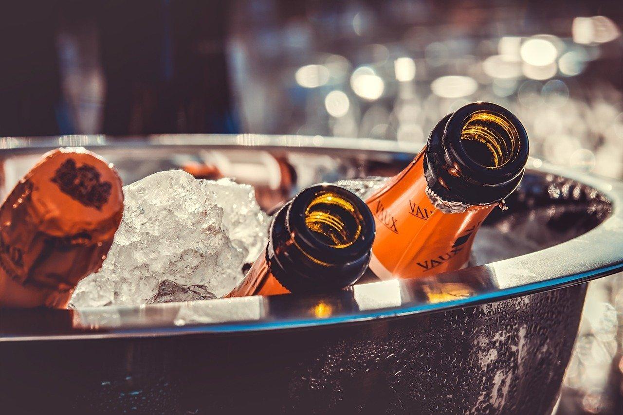 Top 5 bebidas para Nochevieja