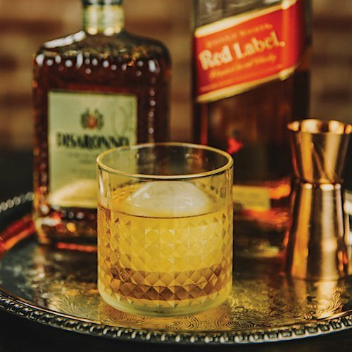 Cócteles de whisky en casa: Padrino